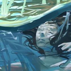 Drown - underwater
