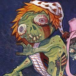 (Fake) Munchkin Zombie